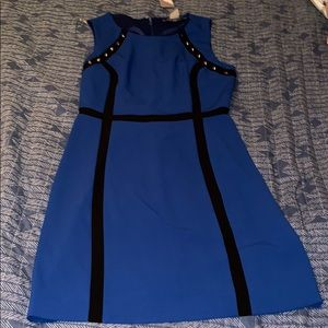 Blue dress from Forever 21